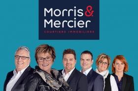 Georges Mercier se joint à l'Équipe Morris!